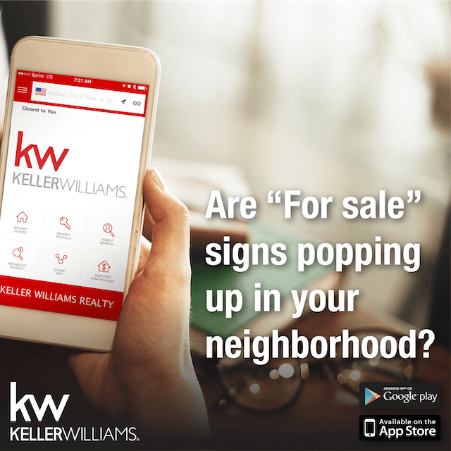 Keller Williams Real Estate App
